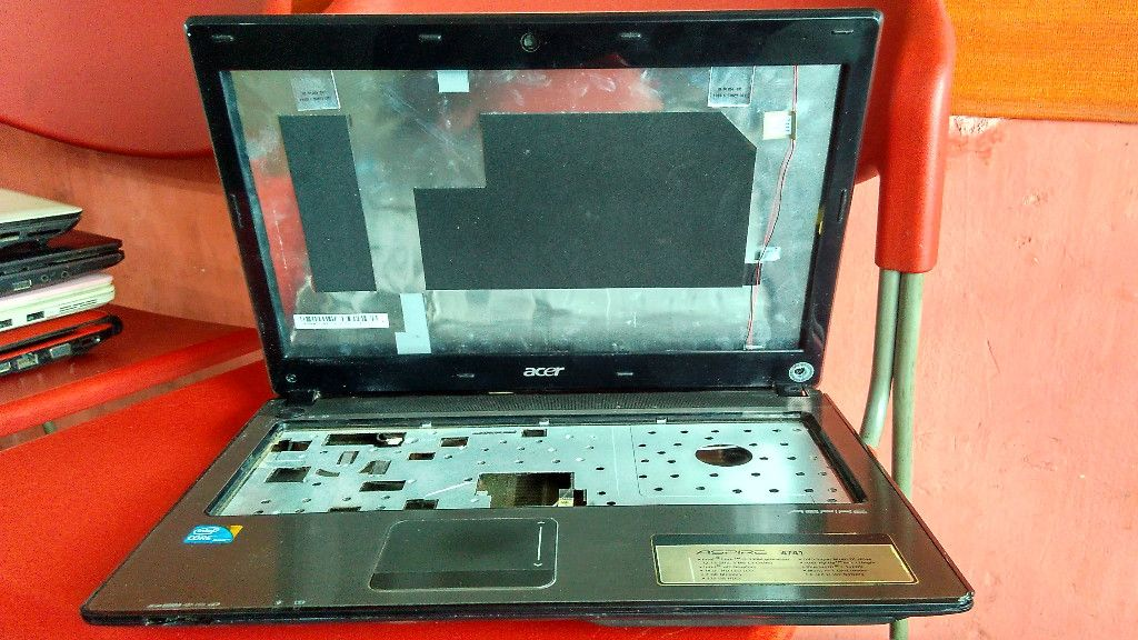Casing Laptop Acer Aspire 4741