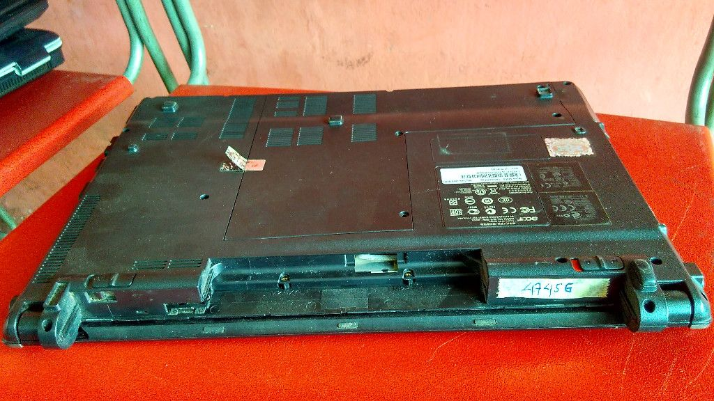 Casing Laptop Acer Aspire 4745G-5462G64Mnks